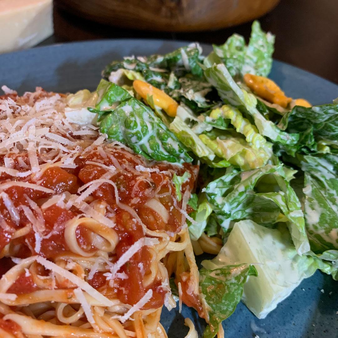 Better Caesar Salad