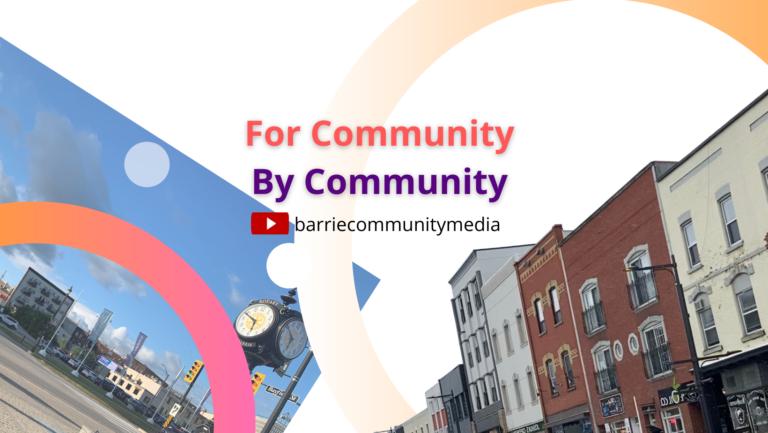 Barrie Community Media: Get Involved