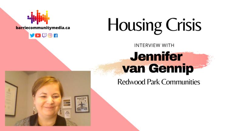 Housing Crisis with Jennifer van Gennip